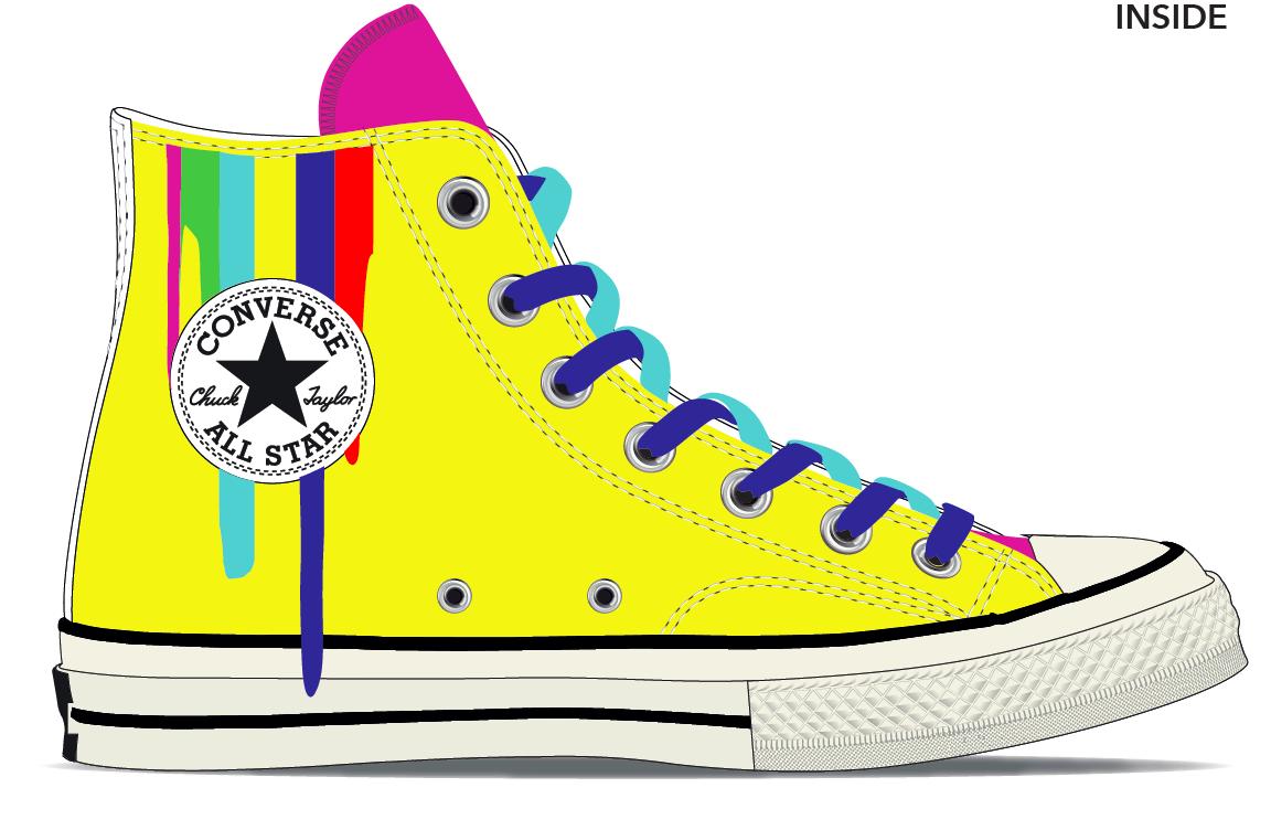 """David Tshabalala Joins Converse's """"Create At Home"""" Campaign"""